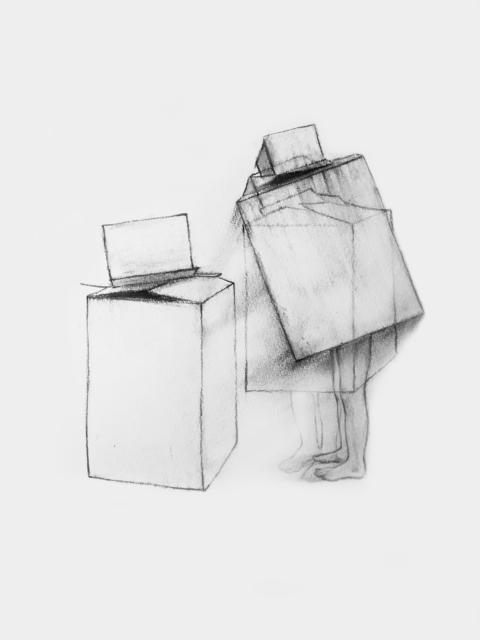 , 'Incubation,' 2018, Massey Klein Gallery