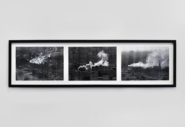 , 'FREISETZUNG,' 2014, Galerie Christophe Gaillard