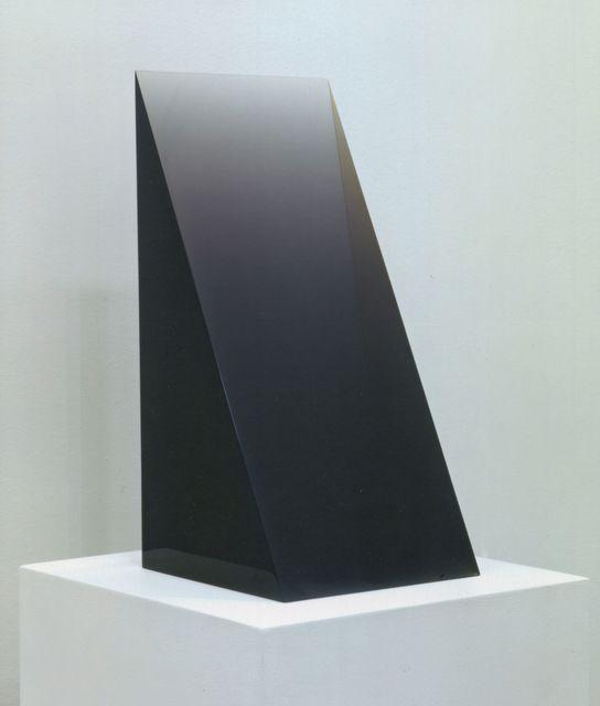 , 'Untitled (Purple Wedge),' 1968, Vivian Horan Fine Art