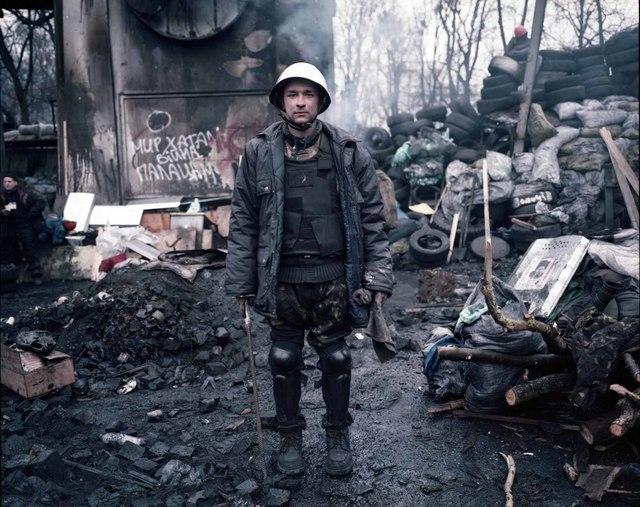 , 'Kiev (3),' 2014, Dvir Gallery