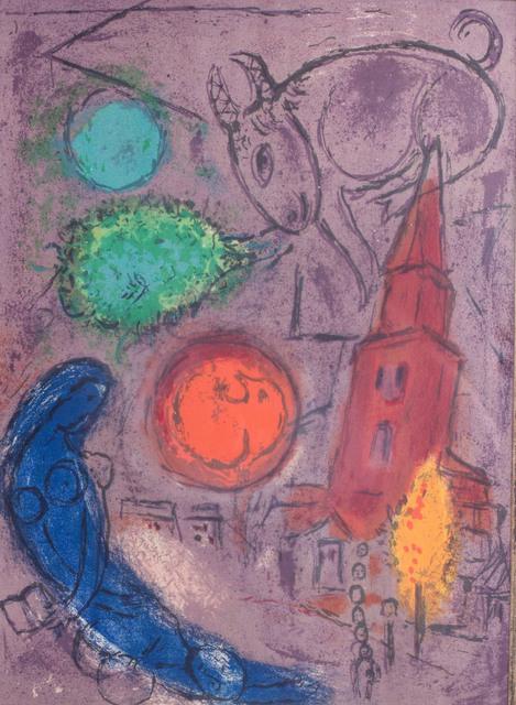 , 'Saint Germain des Pres,,' 1953, Ottocento