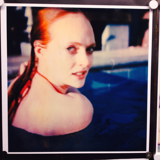 Stefanie Schneider, 'Daisy in Pool (Till Death do Us part)', 2005, Photography, Digital C-Print based on a Polaroid, not mounted, Instantdreams