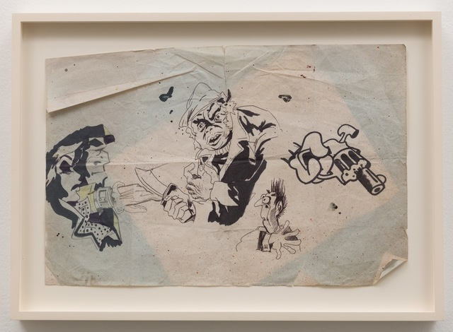 , 'Crime Don't Pay,' 1979, Charlie James Gallery