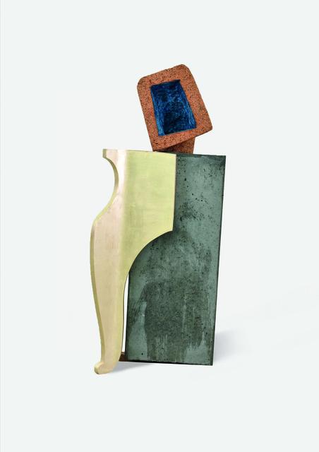 , 'The Golden Leg ,' 2018, Almine Rech Gallery