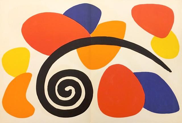 Alexander Calder, 'From 'Derrière le Miroir - Calder'', 1968, Eames Fine Art
