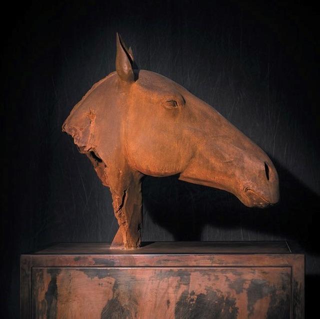 , 'Vestige Equin,' 2013, Mazel Galerie