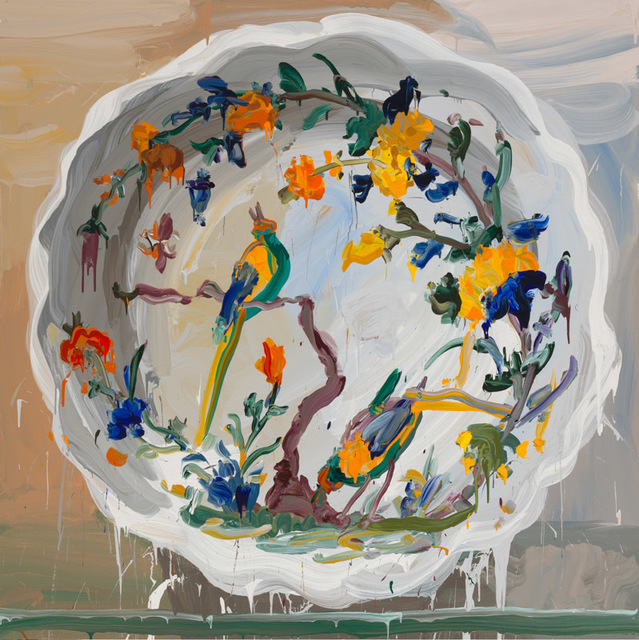 , 'Marseilles Plate 3,' 2017, Galerie Zwart Huis