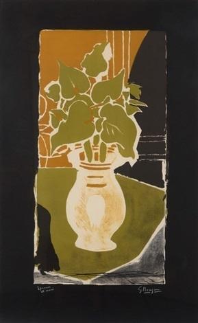 , 'Feuilles, couleur lumière,' 1953-1954, Alan Cristea Gallery