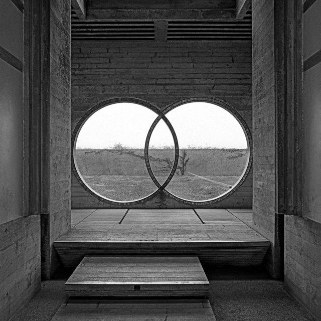 Klaus Kinold, 'Carlo Scarpa. La Tomba Brion, San Vito d'Altivole', 1985, Walter Storms Galerie