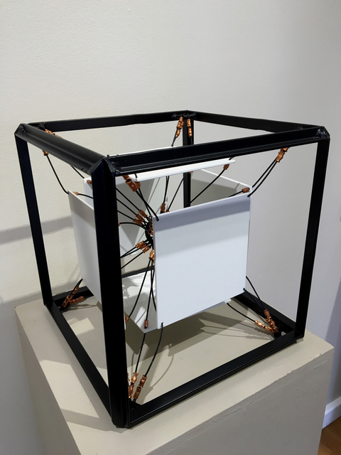 , 'Cube 10/1,' 2013, ViVO Contemporary