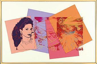 Andy Warhol, 'untitled', 1983, Gallery Sofie Van de Velde