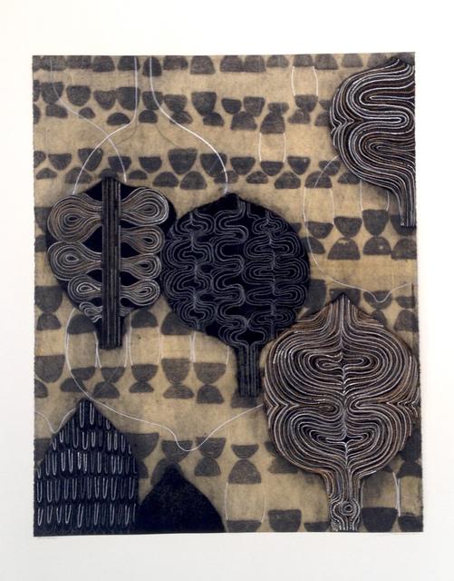 , 'Silk and Purls,' 2012, Heather Gaudio Fine Art