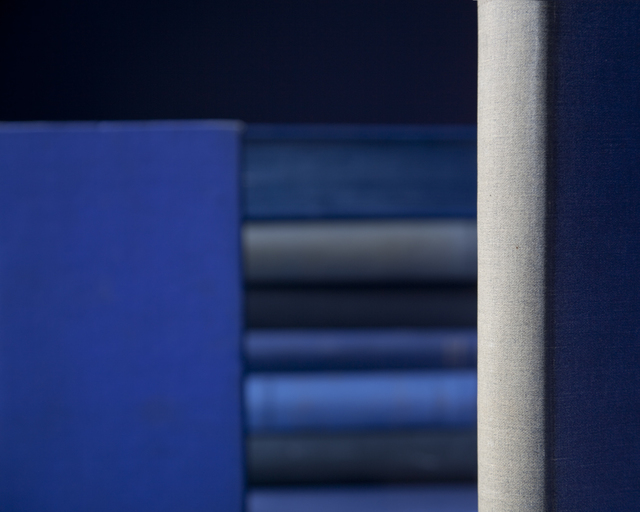 , 'Blue Waters Black Depths,' 2004, Yancey Richardson Gallery