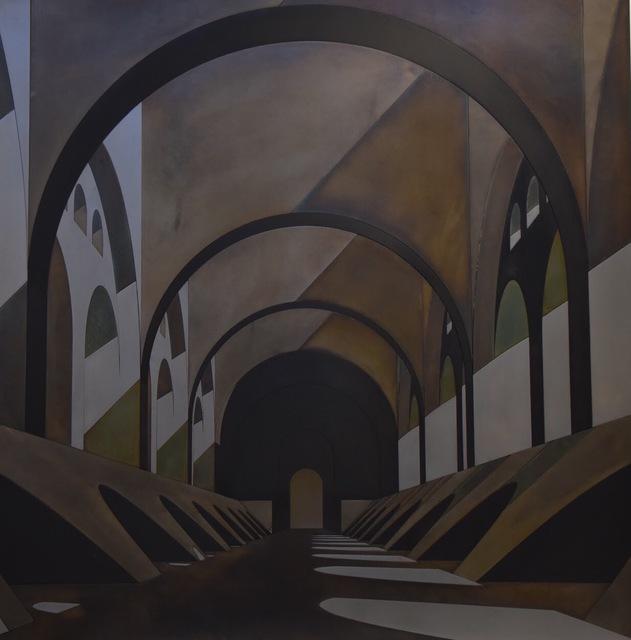 , 'Catacomb I,' 2018, Galerie Ron Mandos