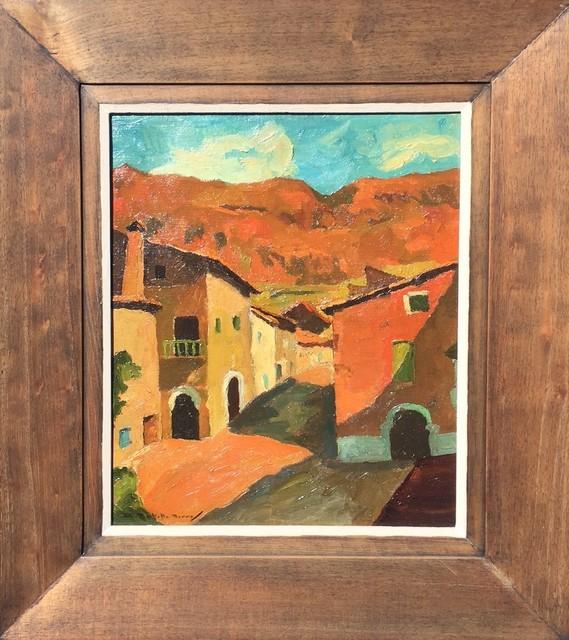 , 'Vista de Madrid ,' ca. 1938, Biaggi & Faure Fine Art