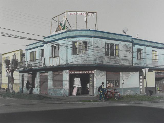, 'La Esquina Azul, Parahue, Chile,' 2014, Michael Hoppen Gallery