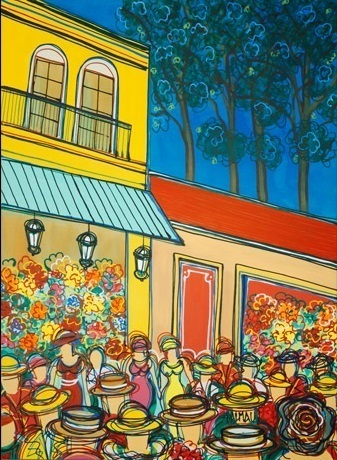 , 'Tropical Style,' , Inn Gallery