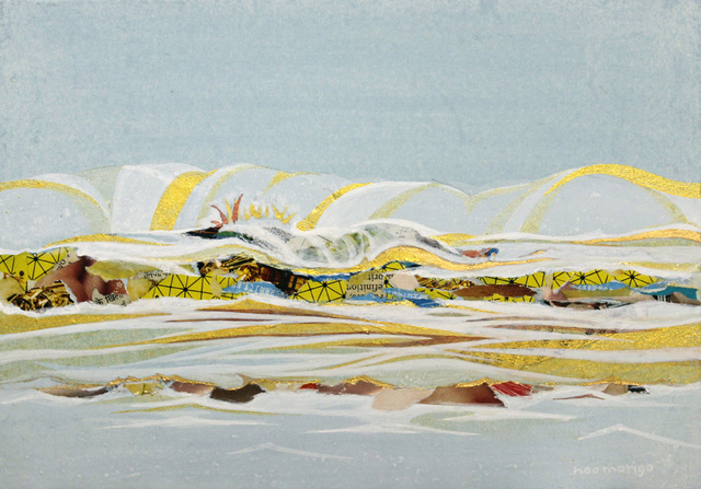 Nao Morigo, 'Great Wave #3', 2016, Ronin Gallery