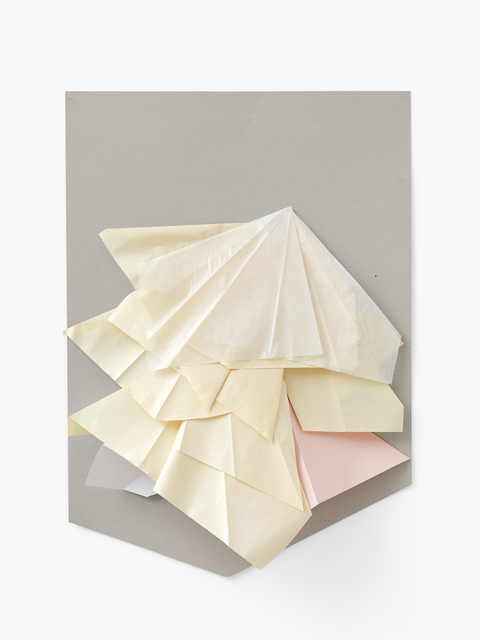 , 'Untitled (skirt study amended),' 2011, Tanya Leighton