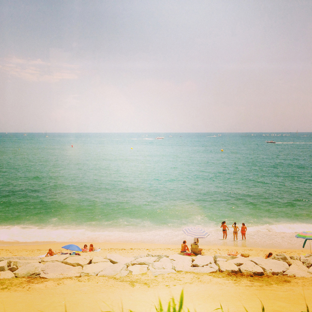 Vanessa Cowling, 'Beach Scene 17', 2018, Barnard
