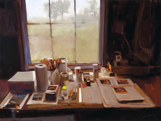 , 'Shelf In the Barn #6,' , Dowling Walsh
