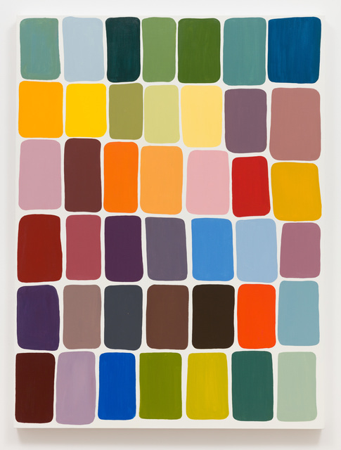 Meg Cranston, 'Hue Saturation Value (Full Spectrum)', 2018, Meliksetian | Briggs