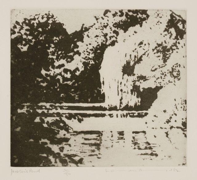 Norman Ackroyd, 'Jackson's Pond', 1982, Sworders