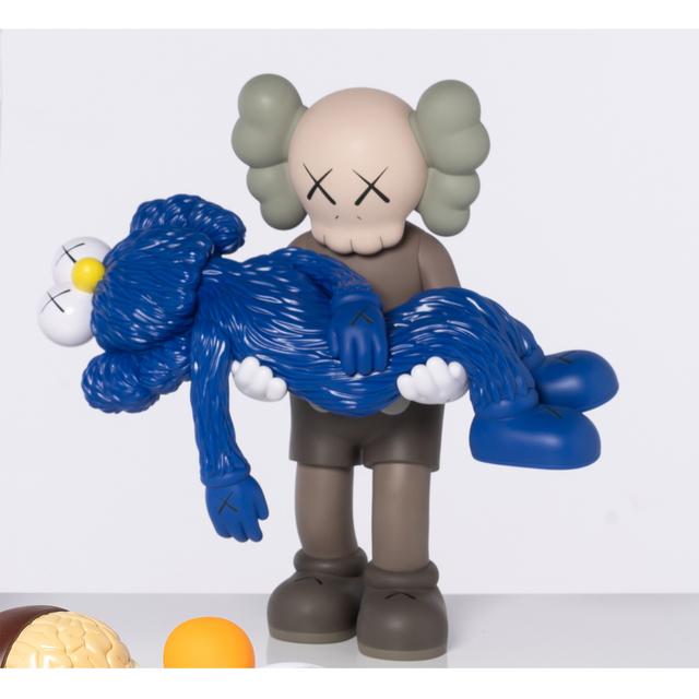 KAWS, 'Gone Companion BFF', 2019, Sculpture, Colored vinyl sculpture, presented in its original box, PIASA