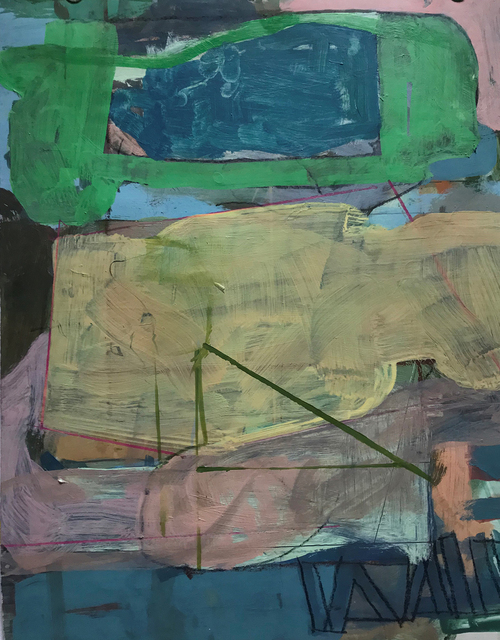 James O'Shea, 'Tablescape VI', 2019, Carrie Haddad Gallery