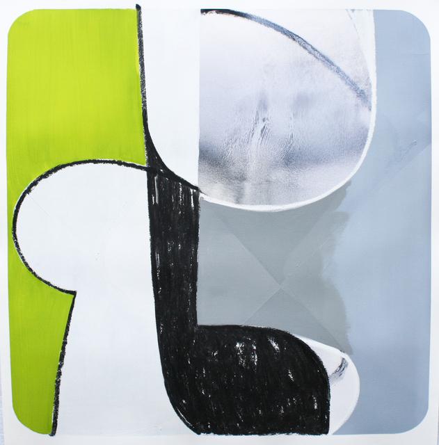 Marcelyn McNeil, 'Sliced, Diced, Scattered, and Covered #3', 2017, Kathryn Markel Fine Arts