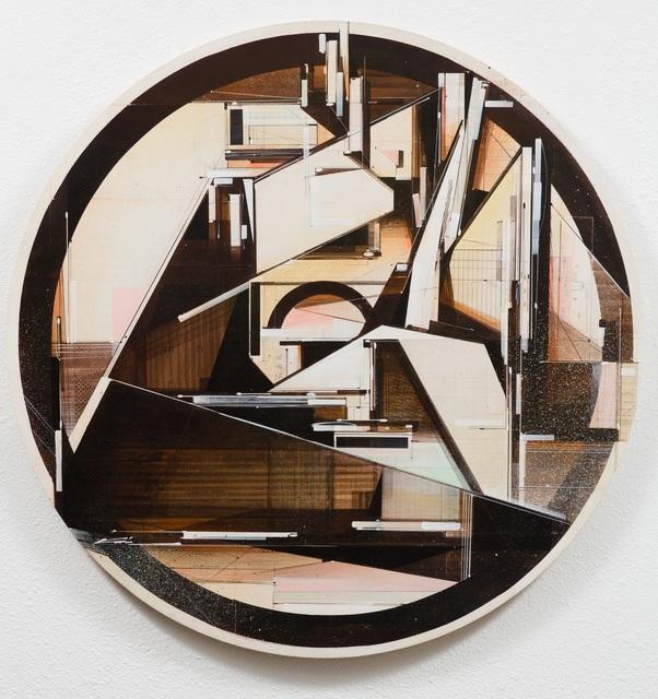 , 'Sequoiacast,' 2017, Mirus Gallery
