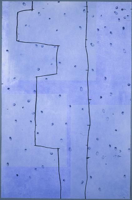 , 'Canto V, 2,' 1997, Graphicstudio USF