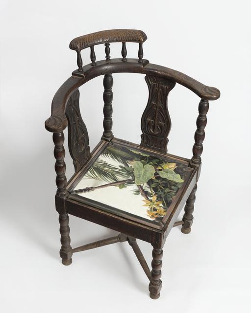Jaco van Schalkwyk, 'A Seat in the Garden', 2017, Barnard