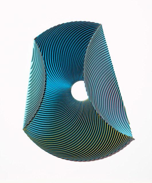 , 'Fold XI,' 2017, Gormleys Fine Art