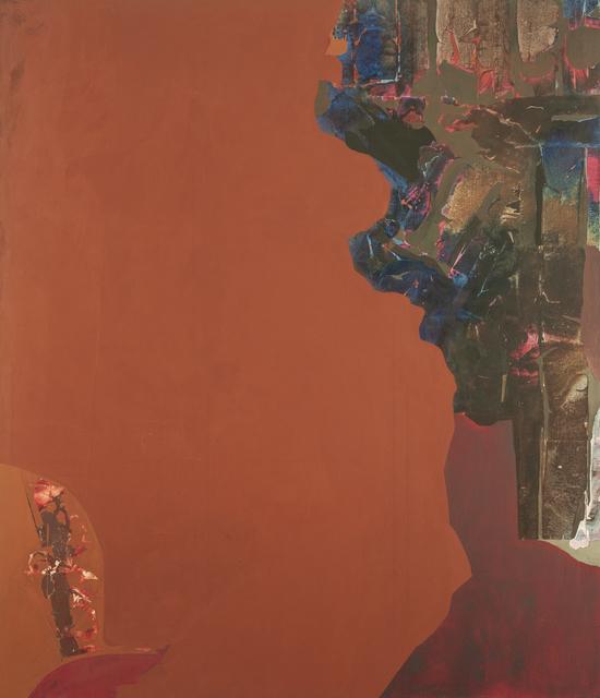 Dorothy Hood, 'Aymaran Memory', ca. 1970, McClain Gallery