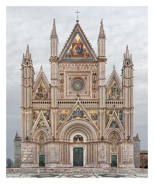 , 'Orvieto, Duomo di Santa Maria Assunta, From the series Facades,' 2006, Yossi Milo Gallery