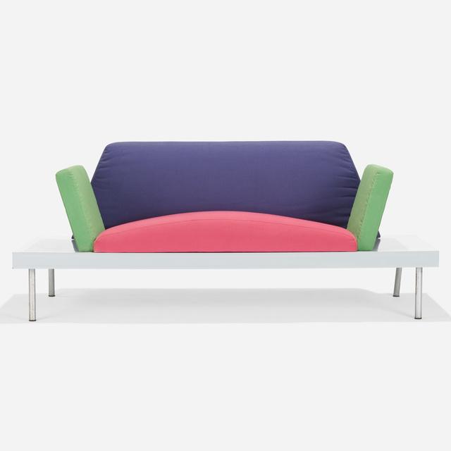 Marco Zanini, 'Dublin sofa', 1981, Wright