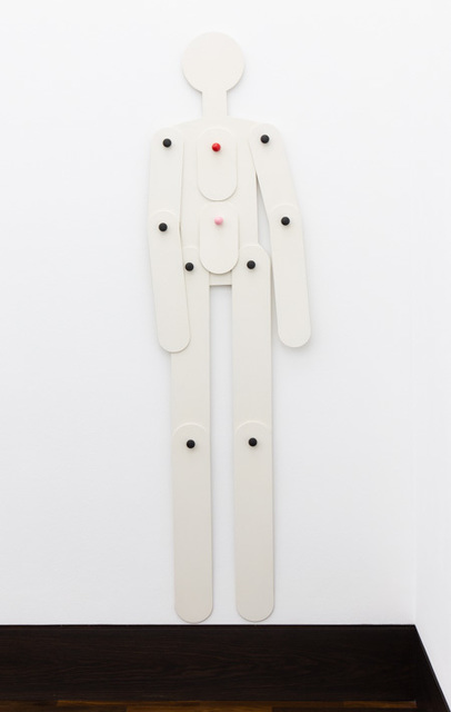 , 'Alien klein ,' 2018, Galerie Gisela Clement