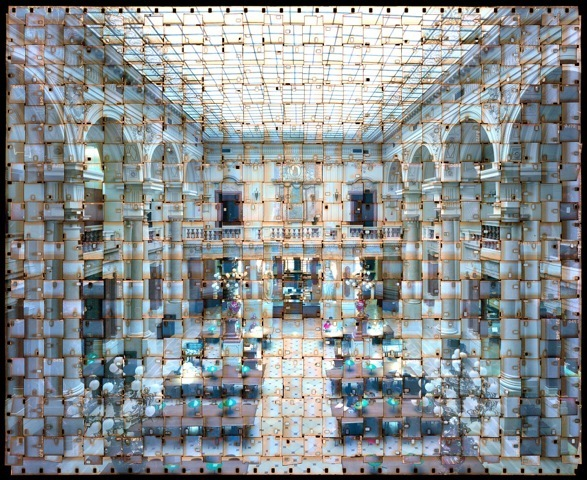 , 'LIBRARY PRAGUE,' , Visionairs Gallery