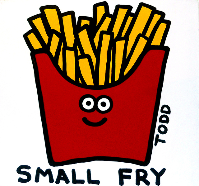 , 'Small Fry,' , The Ross Art Group Inc.