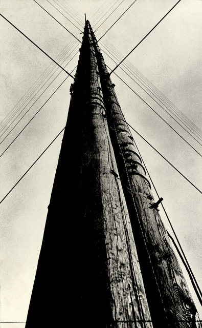 , 'Radio Station Tower,' 1929, Whitechapel Gallery
