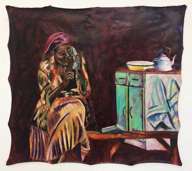 , 'Ka nako mang?,' 2017, Christopher Moller Gallery