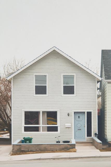 , 'Grey House,' 2016, MULHERIN