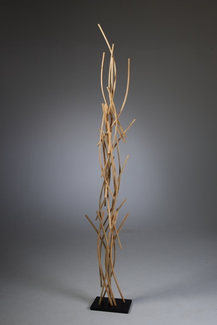 John Schwartzkopf, '2 x 4 24', 2012, Atrium Gallery