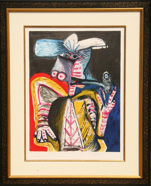 Pablo Picasso, 'Personnage a la Pipe', 1982, RoGallery