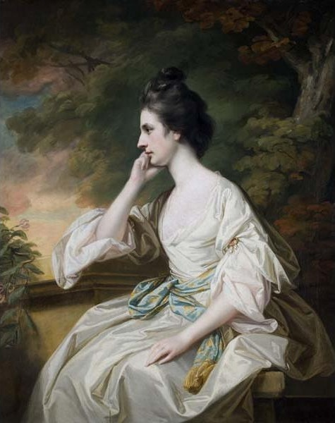Francis Cotes, 'Portrait of Miss Anne Dutton', Mid-18th century, Davis Museum