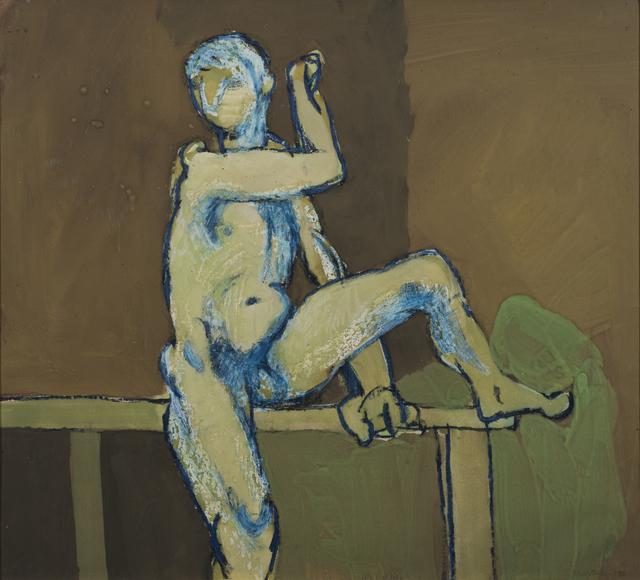 , 'Boy on a Table,' 1950, Osborne Samuel