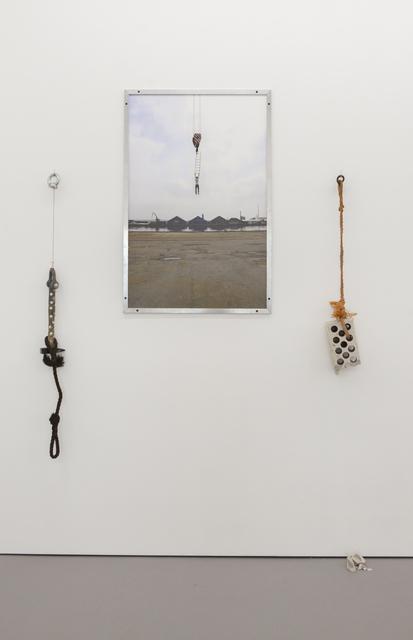 , 'Self Portrait (Hanging),' 2013, Ruttkowski;68