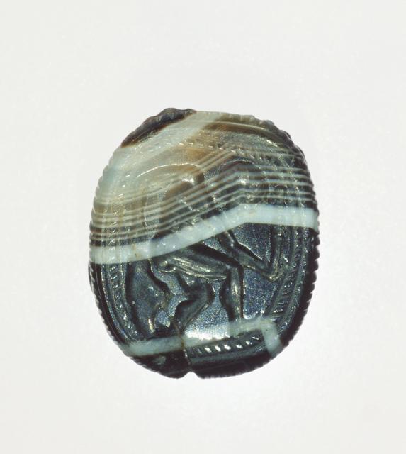 'Scarab', ca. 350 BCE, J. Paul Getty Museum