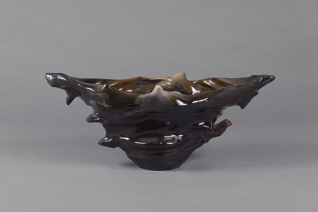 , 'Ōhi Ceremonial Vessel - Sonsu (Reverence),' 2014, Onishi Gallery